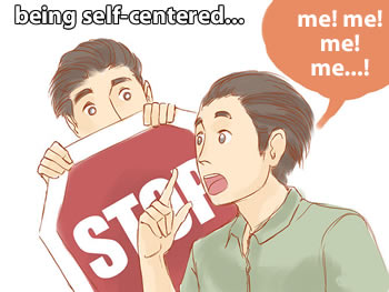 selfcentered